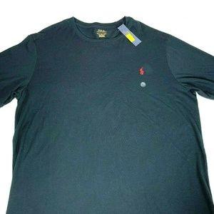 Polo Ralph Lauren SOFT Black Tee - Mens T Shirt